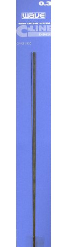 WAVE オプションシステム シリーズ Cライン No.1 0.3mm 6本入り