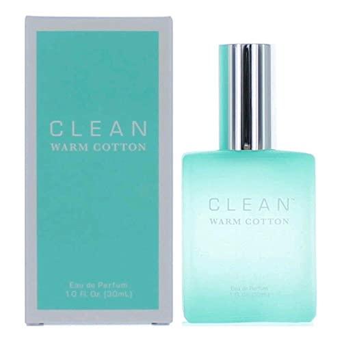 Clean Eau De Parfum, Warm Cotton, 2.14-Fluid Ounce
