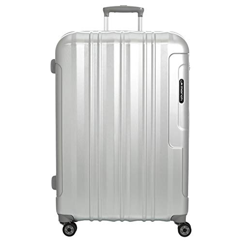 March 15 Cosmopolitan Special Edition 4-Rollen-Trolley 74 cm Silver alu