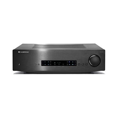 CXA80 de Cambridge Audio: Amplificador Integrado de 80 W, con DAC Incorporado.