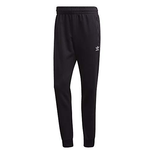adidas Herren Essential TP Sport Trousers, Black, L