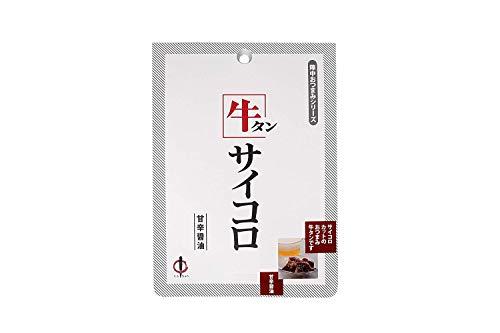 陣中 牛タン サイコロ甘辛醤油 50g