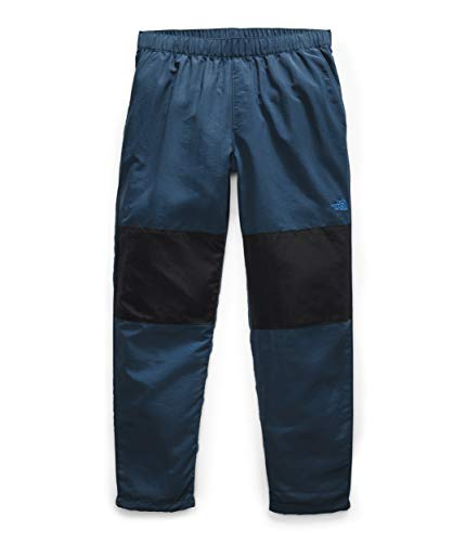 The North Face Men's Class V Pant, Blue Wing Teal/TNF Black, XL, REG