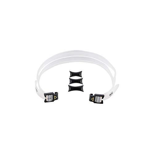 Fashy Schwimmbrille Kopfband, weiß