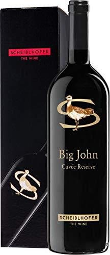 Erich Scheiblhofer Big John Cuvée Reserve Magnum im Geschenkkarton 2017