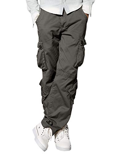 Match Men's Wild Cargo Pants(36,R-Green)