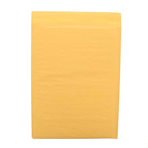 Sealed Air Jiffylite Bubble Cushioned Mailers, 100 - #4 (9-1/2'x14-1/2') 100% Recycled Content & 10% Post Consumer Content, Lightweight Shipping (Case of 100)