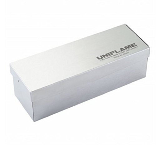 ユニフレーム キャニスター メタルケース3 662830