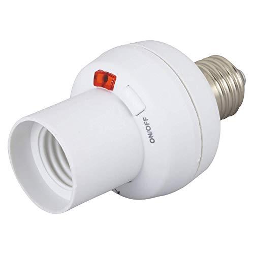 Somfy 2401096 - Somfy® Funk-Lampenfassung RTS EIN / AUS 60W