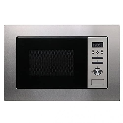 Cookology Built-in Microwave in Stainless Steel   Integrated BM20LIX 20 Litre