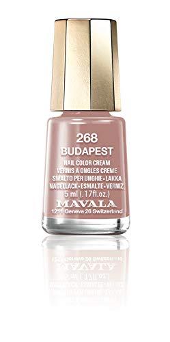 Mavala Mini Color Vernis à Ongles Crème 5 ml - Couleur : 268 : Budapest