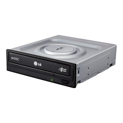 Reproductor grabadora LG, DVD Writer, SATA 24 x with m-disch Support, Interno, mondonatura Srl