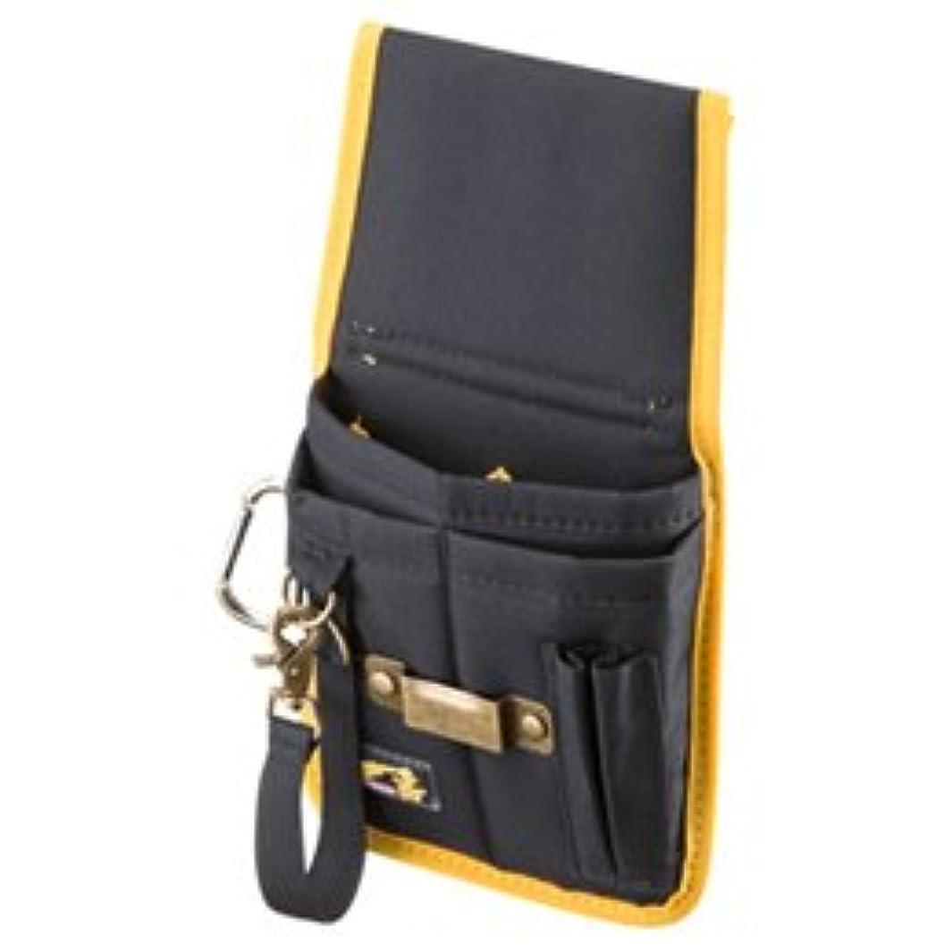 相対性理論人気敬(7個まとめ売り) サンワサプライ ベルト付き工具袋(腰用) LAN-TL13