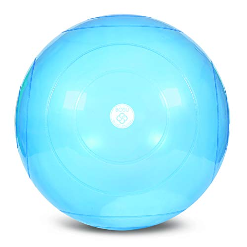 BOSU Ballast Exercise Ball, 65cm, Blue