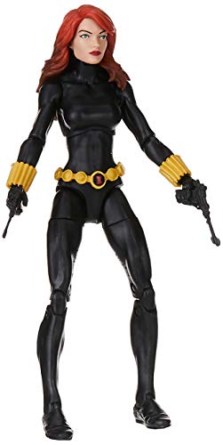 Marvel Retro colección de 6 Pulgadas Black Widow Figure