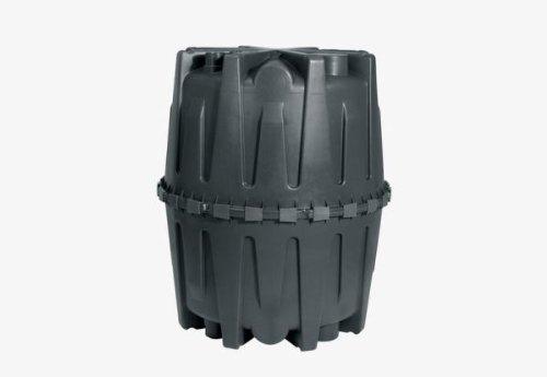 HERKULES Sammelgrube 3200 L schwarz, DIBt Z-40.24-217