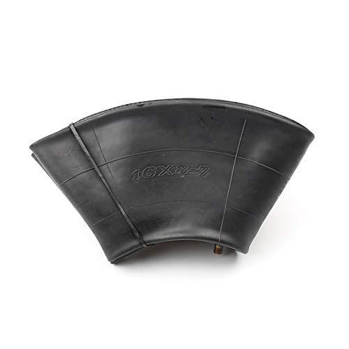 LXHJZ Neumáticos para Scooter Movilidad, Rueda Tubo Interior 16X8-7 Compatible con 50 70110 125cc ATV Quad Buggy Bike Go Kart Dune
