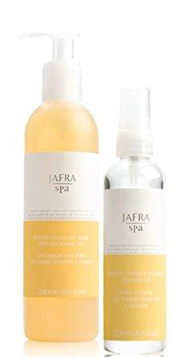 Jafra Sansibar Brazilian Orange Set