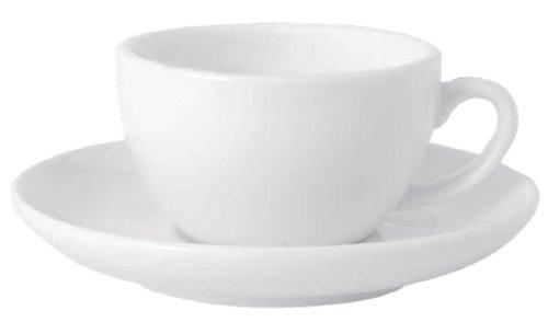 Classique Blanc Dimensions Soucoupe Espresso: 125mm (5 \