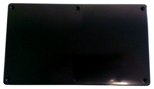 Hammond 1591ESBK ABS Project Box Black