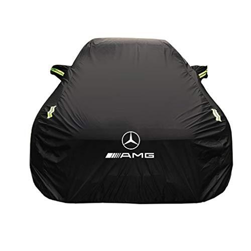 Autoabdeckung Mercedes-Benz AMG GT Spezielle Autoabdeckung Autokleidung Dicker Oxford-Stoff Sonnenschutz Regenschutz Auto-Stoffabdeckung (größe : Oxford Cloth - Built-in lint)