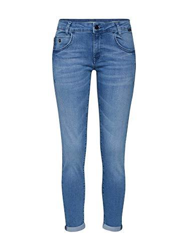 Mavi Damen Lexy Jeans, Blau (lt glam), 31W / 27L