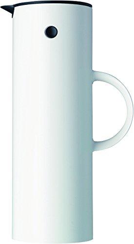 Stelton Stelton EM77 Isolierkanne, 958 ml, Weiß