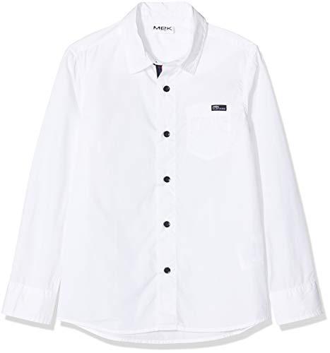 MEK Camicia Popeline Camisa para Niños
