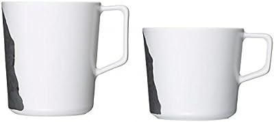 有田焼 匠の蔵 9.TOUSEKI(陶石) マグカップ ティーマグカップ セット