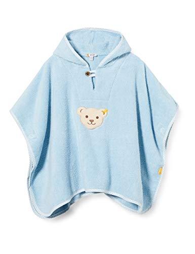 Steiff Unisex Baby Kapuze Bade Poncho, 6017 Angel Falls, 999
