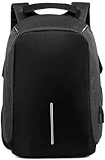 USB backpack computer bag student bag computer bag anti - theft package-vto