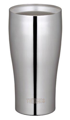 サーモス 真空断熱タンブラー 400ml ステンレスミラー JCY-400 SM
