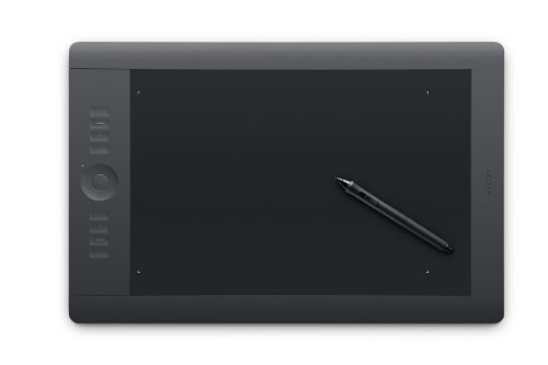 Wacom Intuos5 Touch Large Pen Tablet (PTH850)