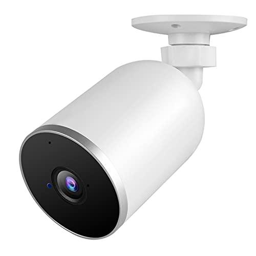 Cámara IP con Tarjeta de Memoria Monitoreo Remoto Infrad Luces Rojas Intercomunicador bidireccional WiFi al Aire(European regulations)