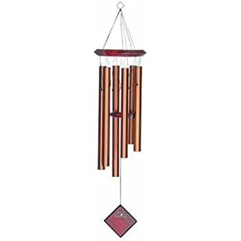 bronze 35,6 cm Woodstock Encore Collection Windspiel Chimes of Mercury