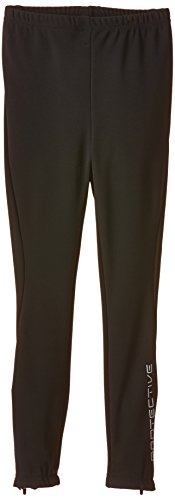 PROTECTIVE Kinder Fahrradhose Long Pants Kids Hose, black, 176