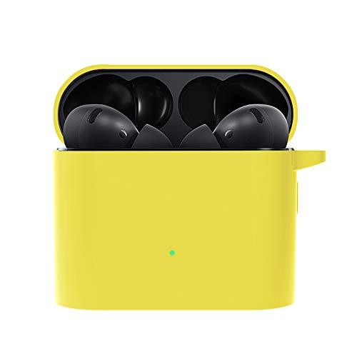 kdjsic Funda Protectora de Silicona Lavable anticaída Funda para Auriculares con Carcasa para Auriculares inalámbricos Bluetooth Air 2 Pro