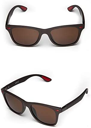 HD Vision Polarized Sunglasses Brown Brown product image