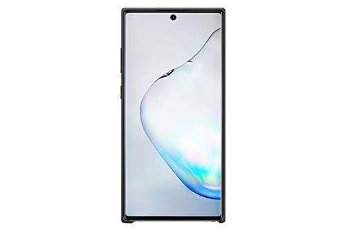 Samsung EF-PN975TBEGWW Funda Silicone Cover Note 10+, negro