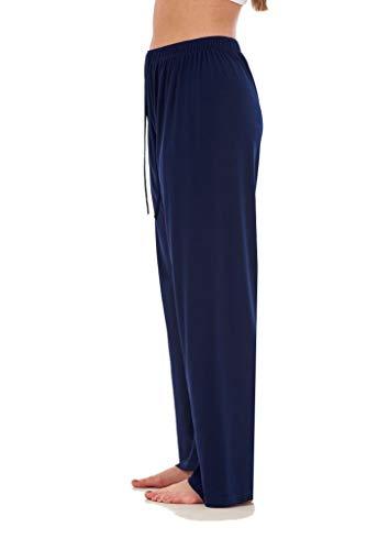 Apparel Ladies Women Trouser Elasticated Narrow Leg High Waist ITY Regular Pants Black