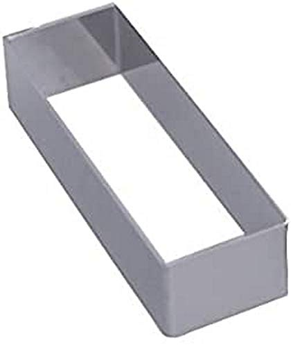 DE BUYER -3943.13 -cercle rectangle 12x4cm ht 4cm