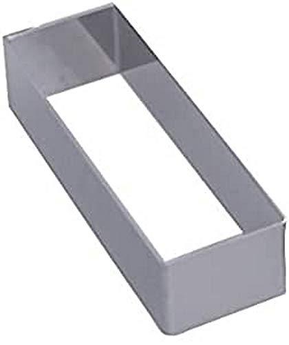 DE BUYER -3943.13 -cercle rectangle 12x4cm ht 4cm