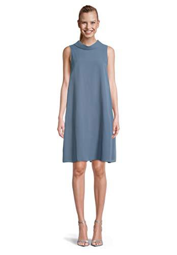 Vera Mont 0168/4825 Vestido de cóctel, Blue Dust, 42 para Mujer