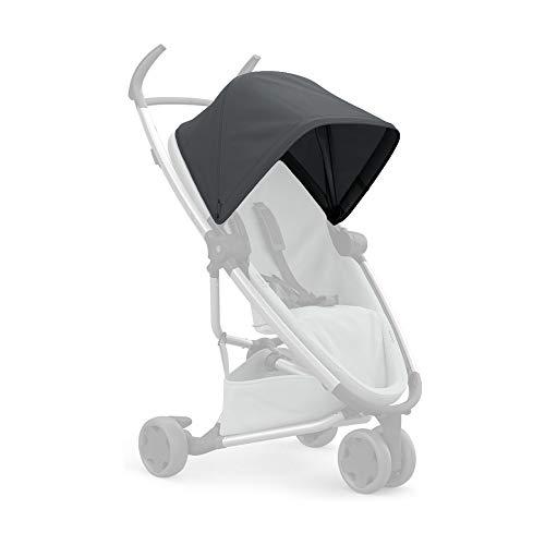 Quinny Zapp Flex Suncanopy, Sonnenschutz, Sonnenblende für den Zapp Flex Kinderwagen & Buggy, grey (grau)