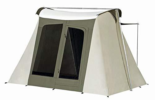 Kodiak Canvas Flex-Bow Canvas Tent Deluxe 10 ft x 14 ft (8-Person)
