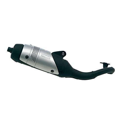LeoVince Touring Vitality 50 U3-2 - Tubo de escape (motor de 04-18)