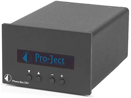 Pro-Ject Phono Box DS+ Phono-Vorverstärker schwarz