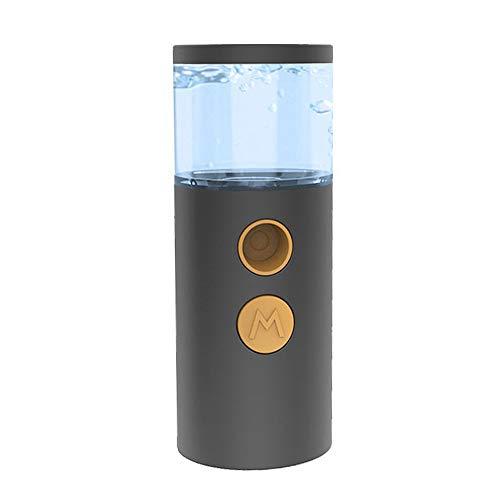 Nano Facial Mister, Handy Moisturizing Mist Sprayer, Portable Facial Atomization, Face Hydration for Skin Care, USB Rechargeable Facial Sprayer, 20ml