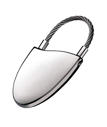 Ten Schlüsselring mit Kabel cod.EL7991 cm 7x3x0,7h by Varotto & Co.