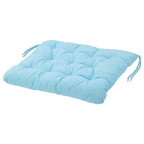 IKEA ASIA KUDDARNA - Cojín para silla de exterior, color azul claro